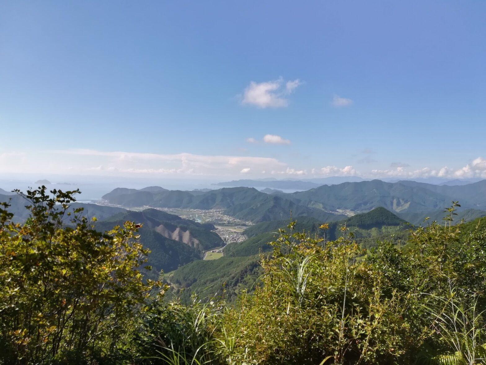 ツヅラト峠山頂