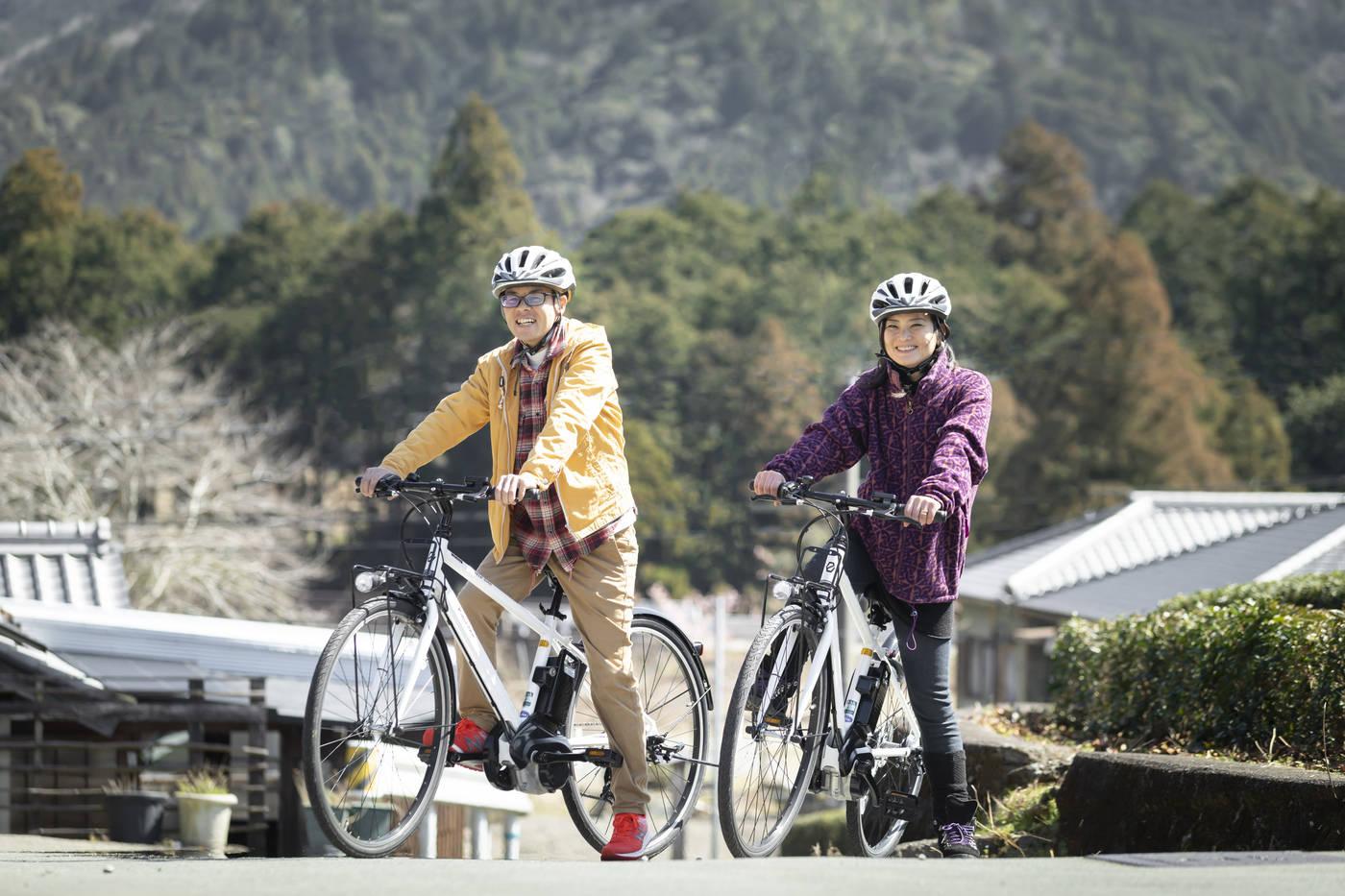 cycling・サイクリングレンタル