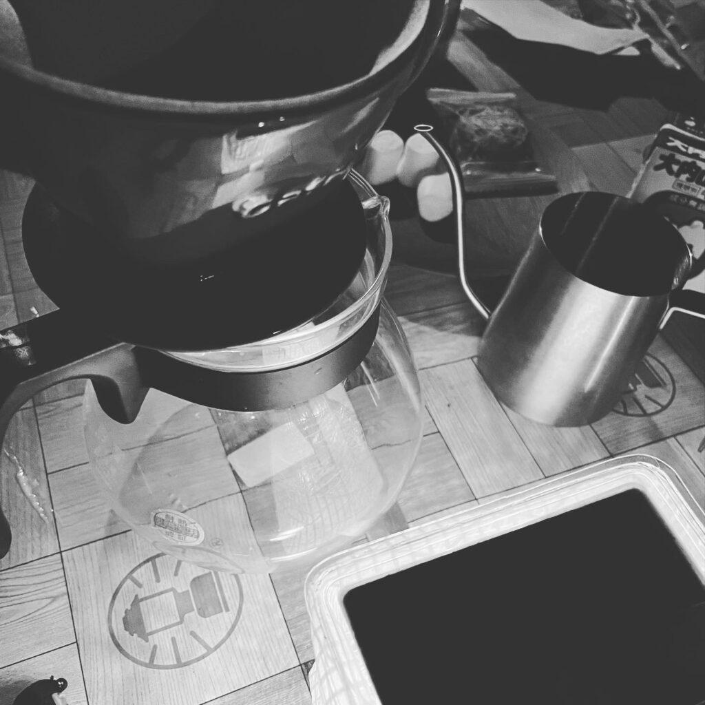 焚き火コーヒーセット